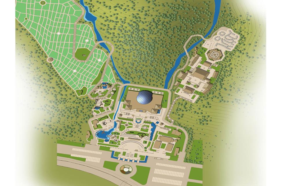 五台山景区规划